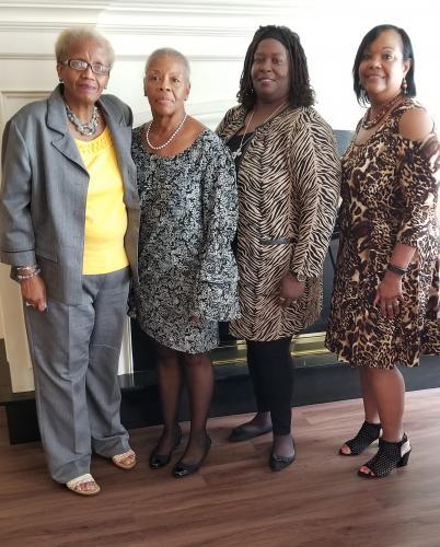 Integrated Black Nurses Association Scholarship Brunch